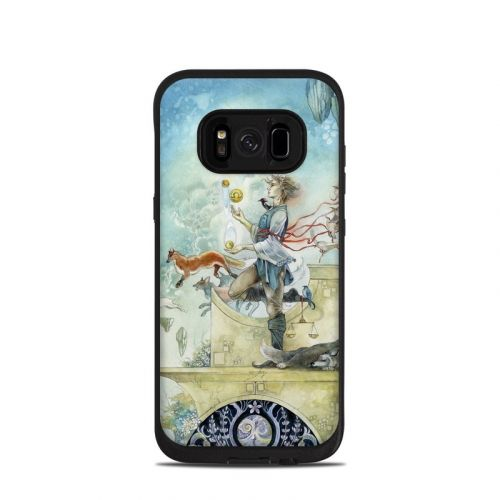 Libra LifeProof Galaxy S8 fre Case Skin
