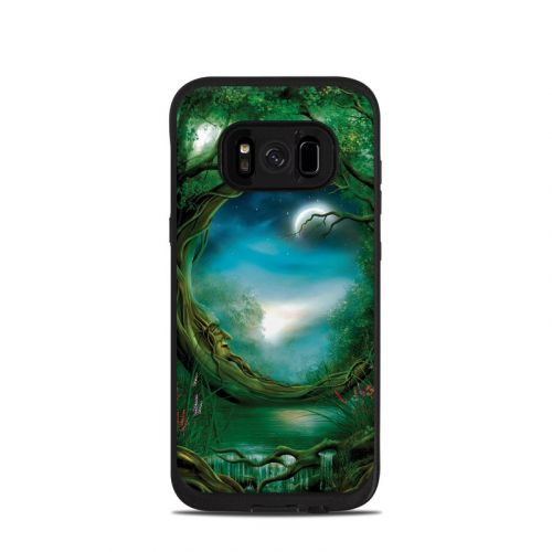Moon Tree LifeProof Galaxy S8 fre Case Skin