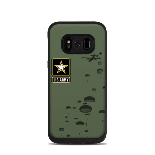 Pull The Lanyard LifeProof Galaxy S8 fre Case Skin