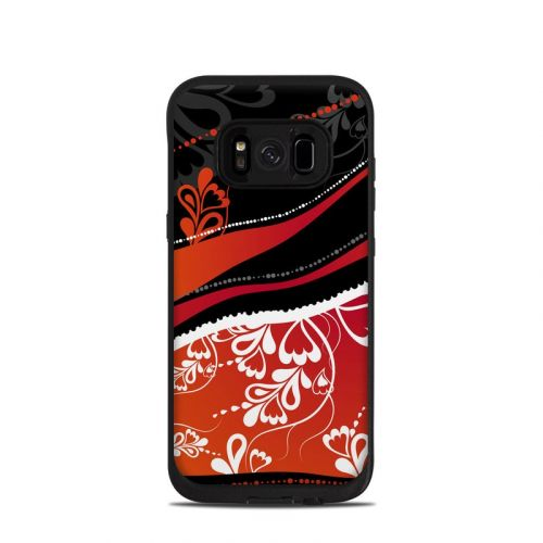 Riptide LifeProof Galaxy S8 fre Skin