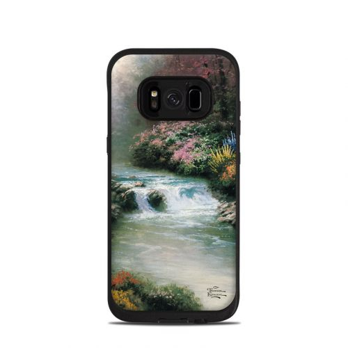 Beside Still Waters LifeProof Galaxy S8 fre Case Skin