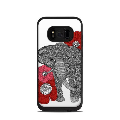 The Elephant LifeProof Galaxy S8 fre Case Skin