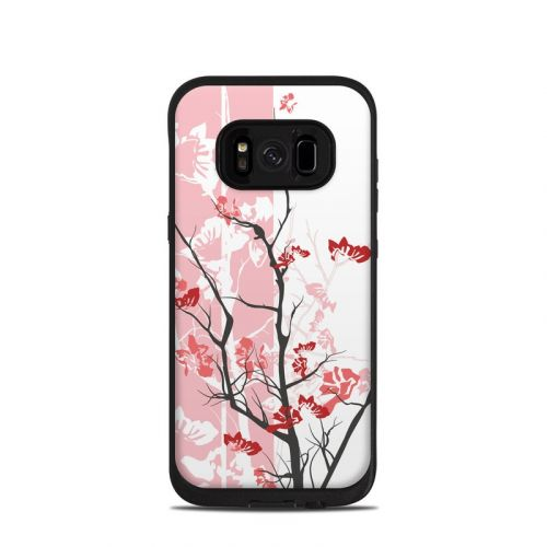 Pink Tranquility LifeProof Galaxy S8 fre Case Skin