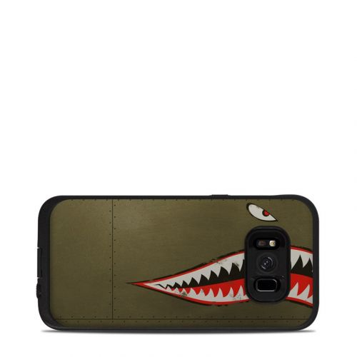 USAF Shark LifeProof Galaxy S8 fre Case Skin