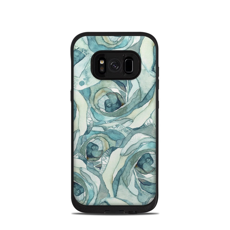 Bloom Beautiful Rose LifeProof Galaxy S8 fre Case Skin