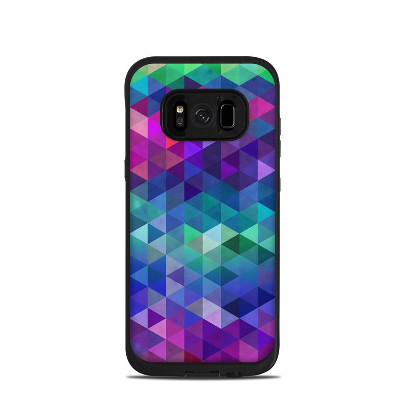 Charmed LifeProof Galaxy S8 fre Case Skin