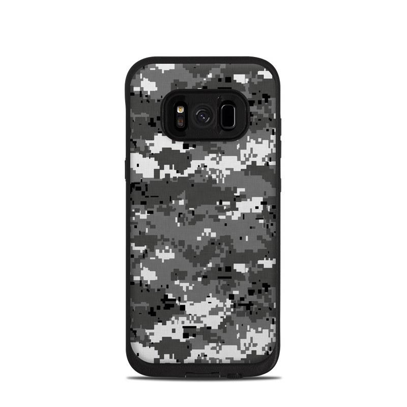 Digital Urban Camo LifeProof Galaxy S8 fre Case Skin