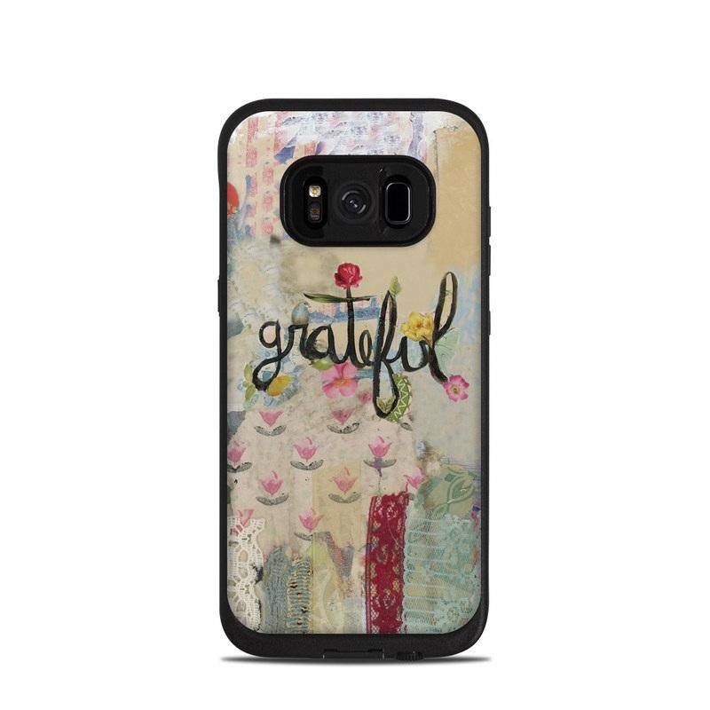 Grateful LifeProof Galaxy S8 fre Case Skin