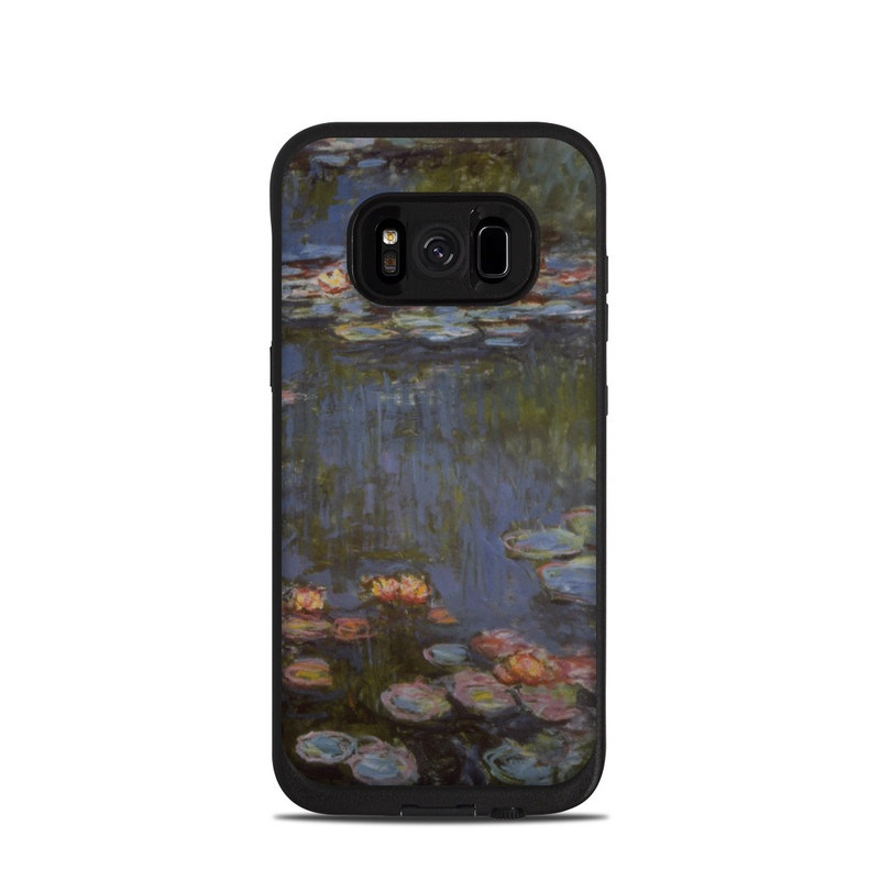 Water lilies LifeProof Galaxy S8 fre Case Skin