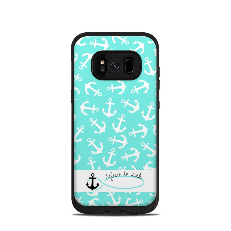 Refuse to Sink LifeProof Galaxy S8 fre Case Skin