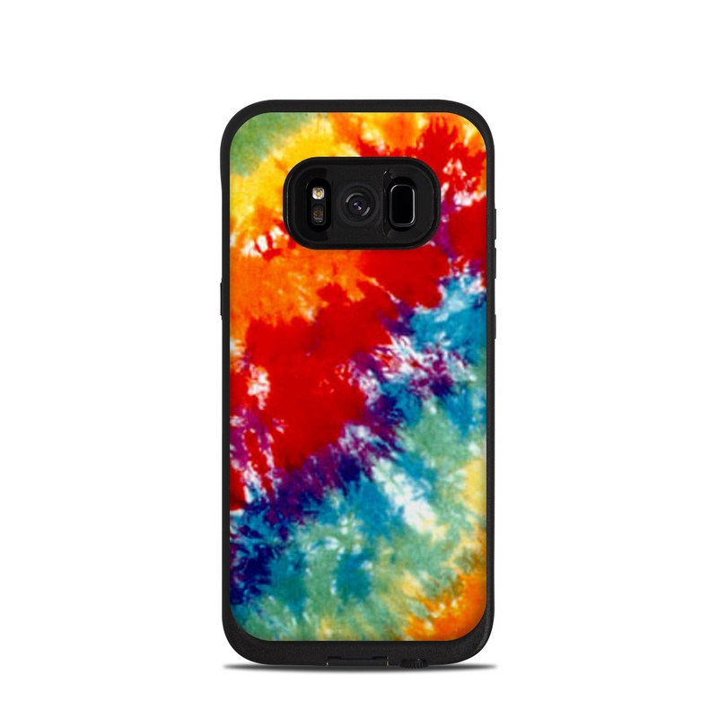 Tie Dyed LifeProof Galaxy S8 fre Case Skin