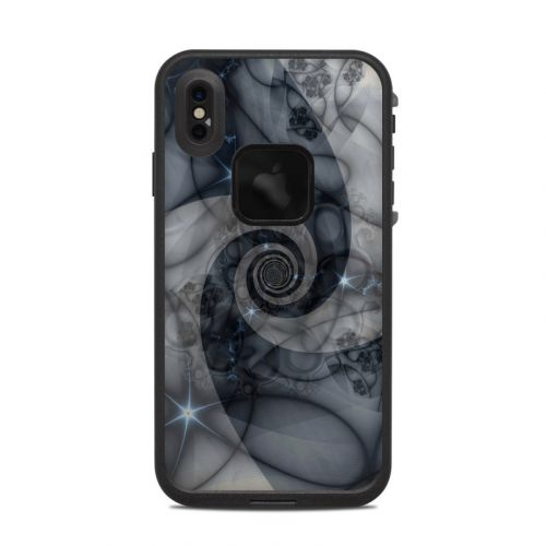 Birth of an Idea LifeProof iPhone XS Max fre Case Skin