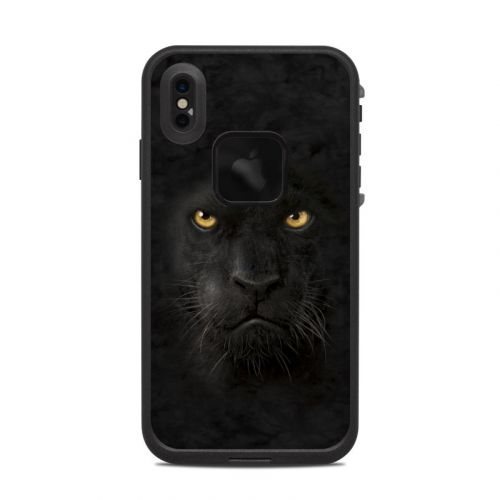 Black Panther LifeProof iPhone XS Max fre Case Skin