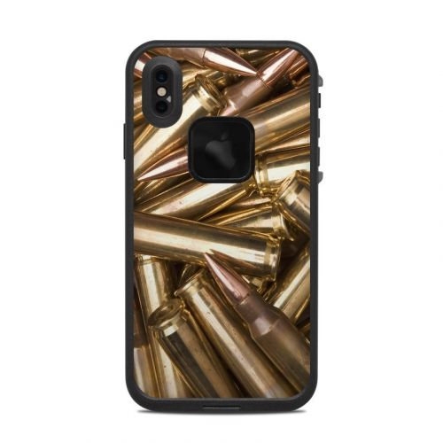Bullets LifeProof iPhone XS Max fre Case Skin