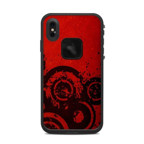 Bullseye LifeProof iPhone XS Max fre Case Skin
