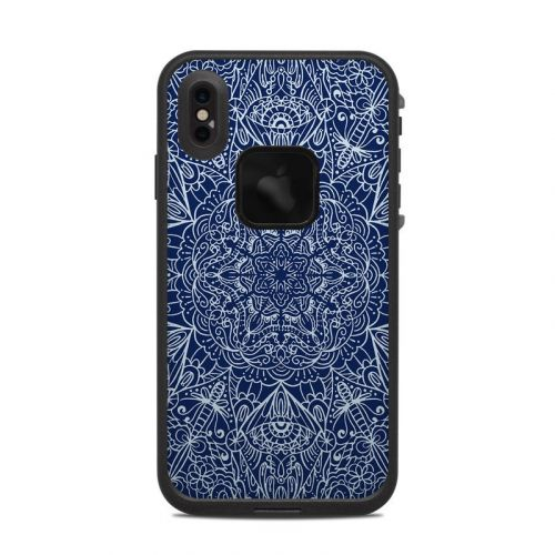 Celestial Bohemian LifeProof iPhone XS Max fre Case Skin