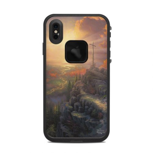 The Cross LifeProof iPhone XS Max fre Case Skin
