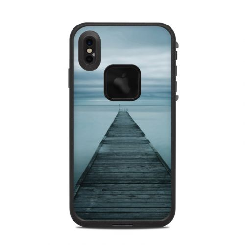 Evening Stillness LifeProof iPhone XS Max fre Case Skin