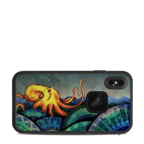 From the Deep LifeProof iPhone XS Max fre Case Skin