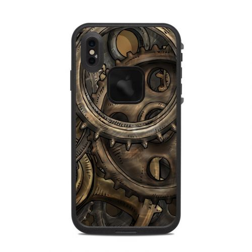 Gears LifeProof iPhone XS Max fre Case Skin