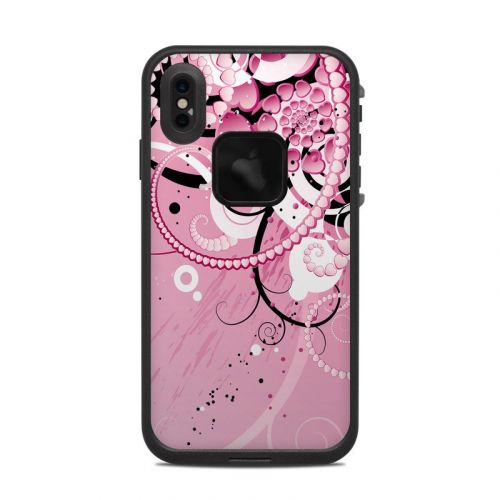 Her Abstraction LifeProof iPhone XS Max fre Case Skin