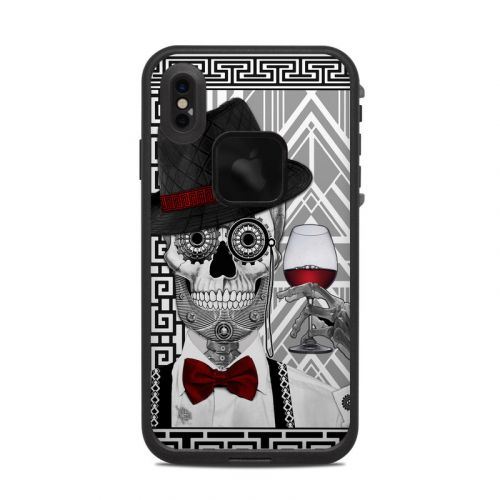 Mr JD Vanderbone LifeProof iPhone XS Max fre Case Skin
