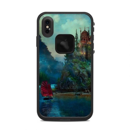 Journey's End LifeProof iPhone XS Max fre Case Skin