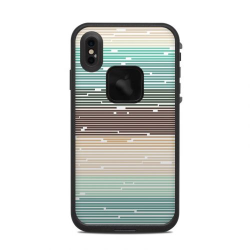 Jetty LifeProof iPhone XS Max fre Case Skin