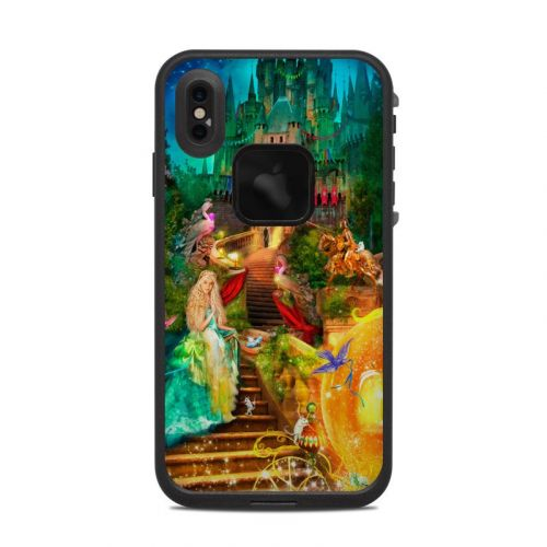 Midnight Fairytale LifeProof iPhone XS Max fre Case Skin