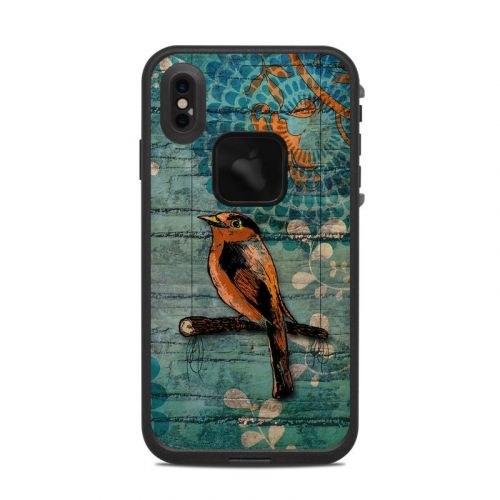 Morning Harmony LifeProof iPhone XS Max fre Case Skin