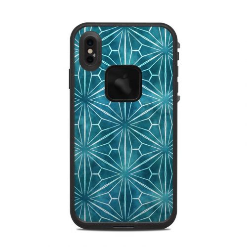 Starburst LifeProof iPhone XS Max fre Case Skin