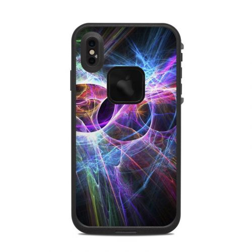 Static Discharge LifeProof iPhone XS Max fre Case Skin