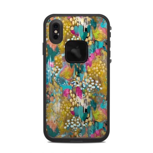 Sweet Talia LifeProof iPhone XS Max fre Case Skin