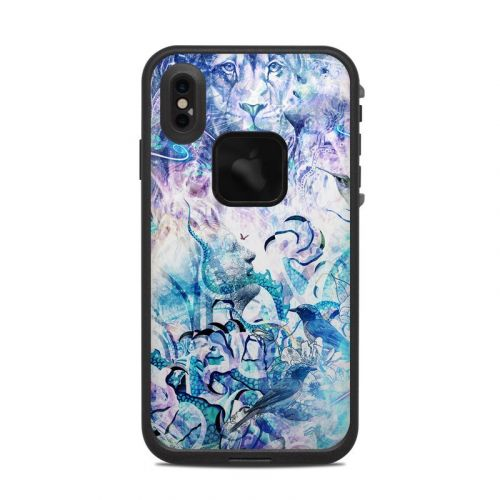 Unity Dreams LifeProof iPhone XS Max fre Case Skin