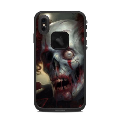 Zombini LifeProof iPhone XS Max fre Case Skin