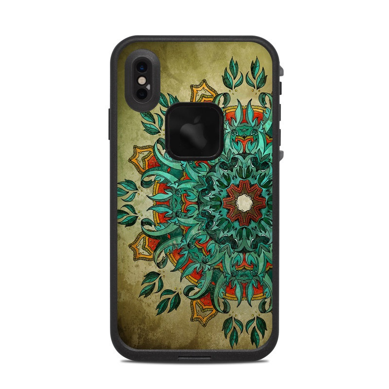 detailed look 0e581 a4cdf Mandela LifeProof iPhone XS Max fre Case Skin