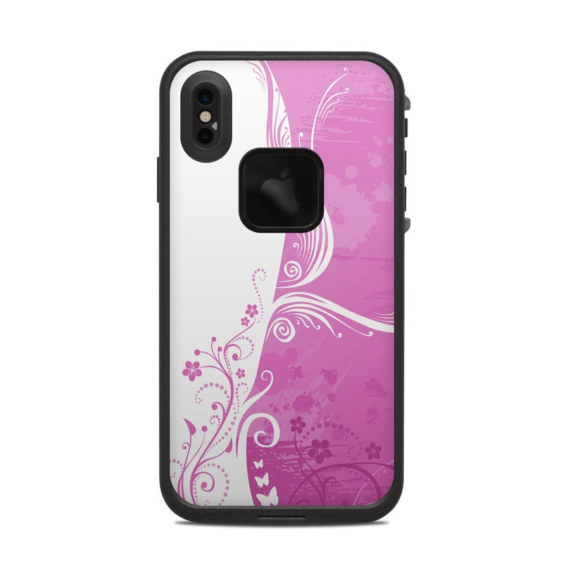 the latest b5e13 93886 Pink Crush LifeProof iPhone XS Max fre Case Skin