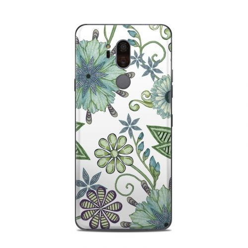Antique Nouveau LG G7 ThinQ Skin