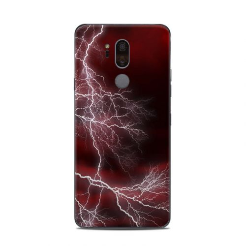 Apocalypse Red LG G7 ThinQ Skin