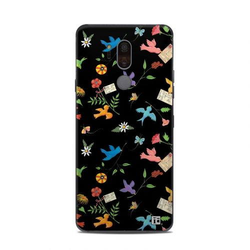 Birds LG G7 ThinQ Skin