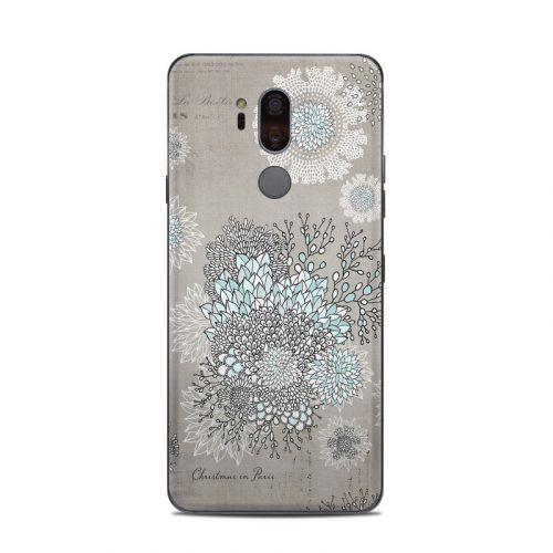 Christmas In Paris LG G7 ThinQ Skin