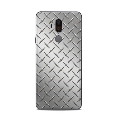 Diamond Plate LG G7 ThinQ Skin
