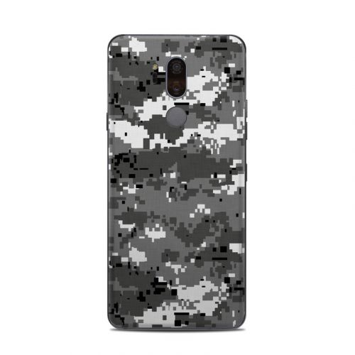 Digital Urban Camo LG G7 ThinQ Skin