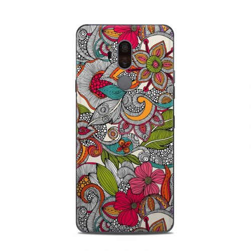 Doodles Color LG G7 ThinQ Skin