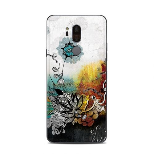 Frozen Dreams LG G7 ThinQ Skin