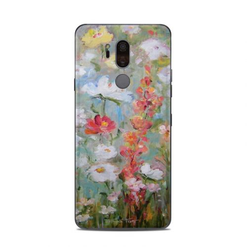Flower Blooms LG G7 ThinQ Skin