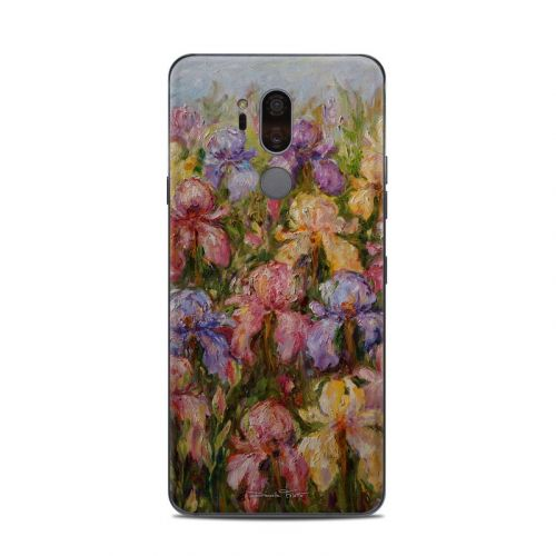 Field Of Irises LG G7 ThinQ Skin