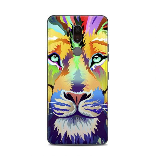 King of Technicolor LG G7 ThinQ Skin