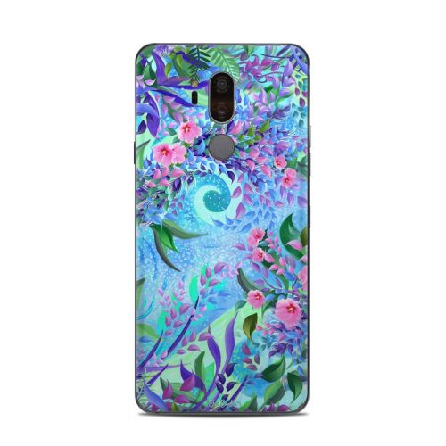Lavender Flowers LG G7 ThinQ Skin