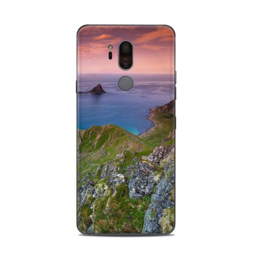 Rocky Ride LG G7 ThinQ Skin